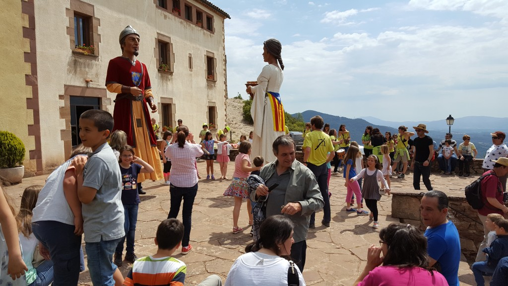 Gegants de Castellcir